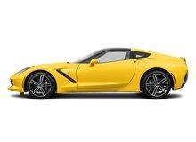 Corvette Racing Yellow Tint Coat