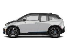 Capparis White w/ BMW i Frozen Blue Accent