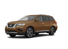 Compare 2017 Nissan Pathfinder Vs 2018