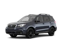 2018 Subaru Forester 2.0XT Touring w/EyeSight CVT
