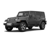 2018 Jeep All-New Wrangler Unlimited