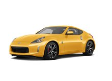 2019 Nissan 370Z Touring Sport Roadster Bordeaux Top 7AT