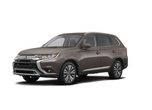 2019 Mitsubishi Outlander SE Black Edition AWC 6AT