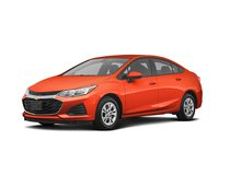 2019 Chevrolet Cruze LT Sedan 6AT