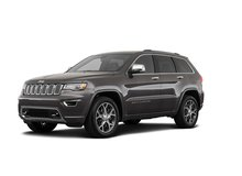 2019 Jeep Grand Cherokee Overland High Altitude II