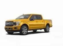 2019 Ford F-150 XLT 4x4 SuperCab 145 in