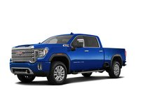 2020 GMC Sierra 2500HD Denali 4x4 Crew Cab Long Box