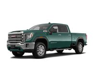 2020 GMC Sierra 2500HD SLT Double Cab Standard Box