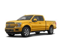 2020 Ford F-150 Lariat 4x4 SuperCab 163 in