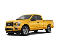 2020 Ford F-150 XL 4x4 SuperCrew 157 in