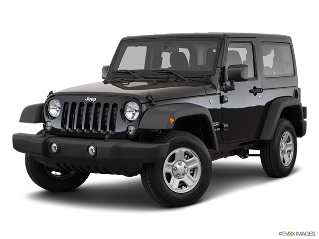 Get The Best Prices In Canada For The 2018 Jeep All New Wrangler