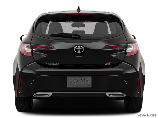Get The Best Prices In Canada For The 2019 Toyota Corolla Hatchback