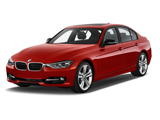2014 BMW 3 Series 320i Sedan