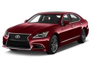 2014 Lexus LS 460