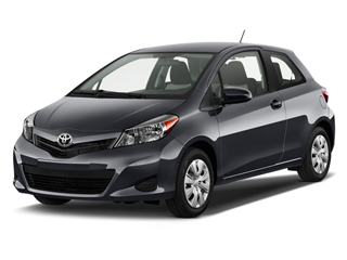 2014 Toyota Yaris Hatchback