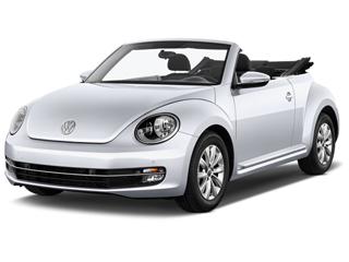 2014 Volkswagen The Beetle Convertible