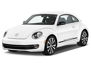 2014 Volkswagen The Beetle