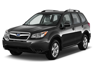 2015 Subaru Forester 2.0XT Limited Package CVT