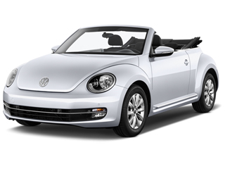 2015 Volkswagen The Beetle Convertible